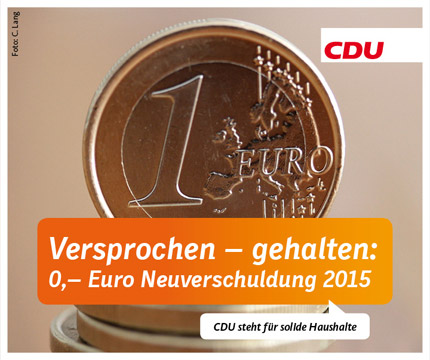 Copyright: CDU - Christiane Lang
