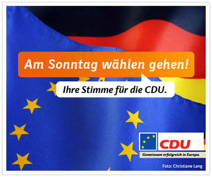Foto / Copyright: CDU Deutschlands - Christiane Lang